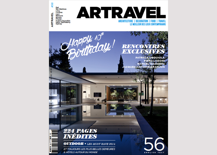 Artravel magazine_Arpil May 2014_Contemporary Art_Annina Roescheisen_artist