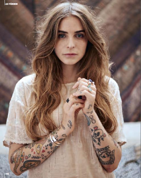 Annina Roescheisen - interview Artist Edgar magazine november 2014-
