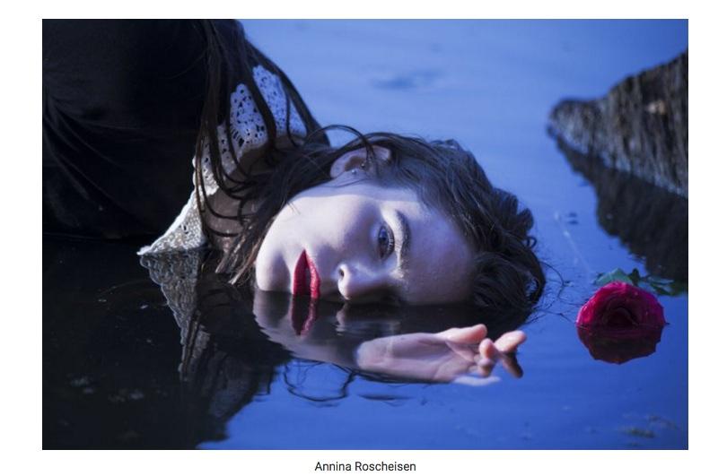 2 1 NY Spaces Magazine - interview german contemporary artist Annina Roescheisen