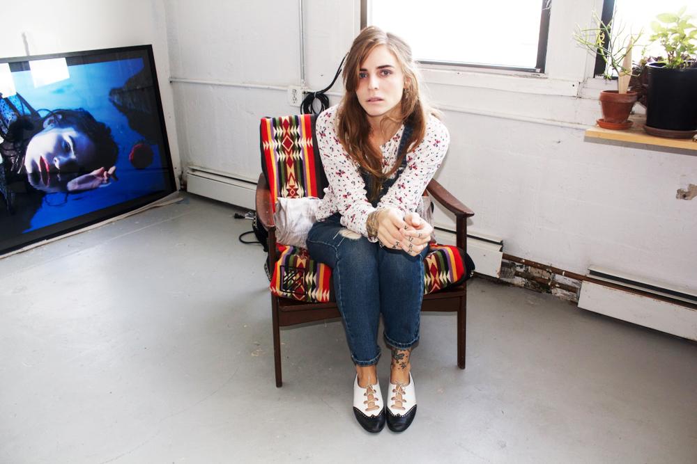 Annina roescheisen interview autre magazine--