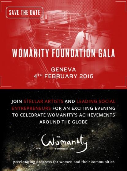 Womanity Foundation  - Annina Roescheisen