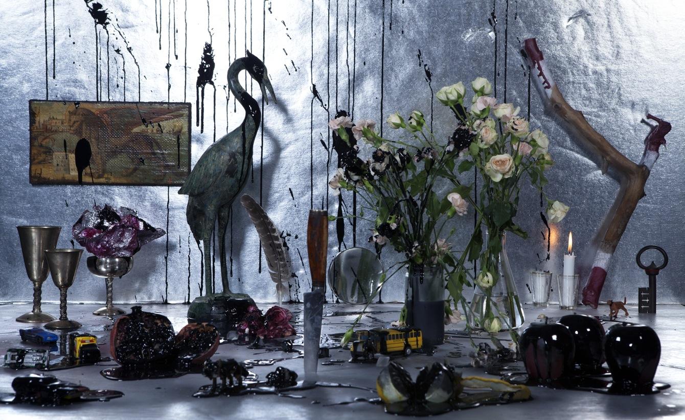 The Exit Fairytale of Suicide - videoart fineart Annina Roescheisen_9