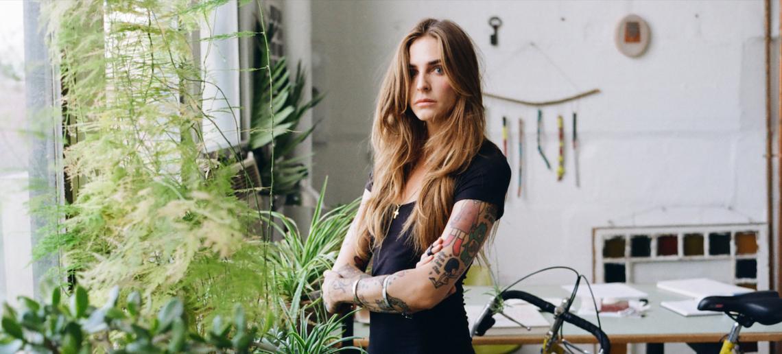 Annina Roescheisen -Artist- Interview Sixty Hotels